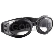 Lux Optical® Spidlux gumipántos védõszemüveg víztiszta lencsével