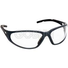 Lux Optical® Freelux védõszemüveg, víztiszta, karcmentes lencse, sportos forma, párnázott szárvég,...
