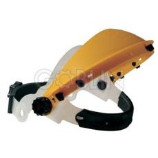 Earline® Homlokpánt arcvédõkhöz, széles fazonú, felhajtható kivitel