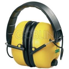 Earline® MAX 800 zajszintfüggõ aktív elektronikus fültok, összecsukható (SNR 31dB)
