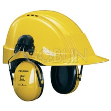 3M™ Peltor® Peltor Optime I sisakra szerelhetõ fültok H510P3E (SNR 26dB)