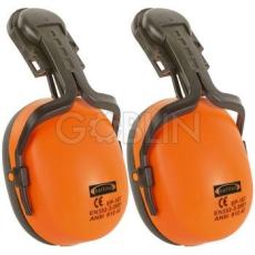 Earline® Earline sisakra szerelhetõ, jó láthatóságú fluo narancs fültok (SNR 23dB)