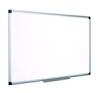 Fehértábla, nem mágneses, 90x120 cm, alumínium keret felírótábla
