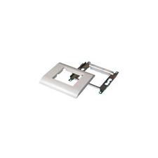 45/Fali keret 2 modulos audió/videó kellék, kábel és adapter