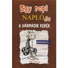 Jeff Kinney Egy ropi naplója 7.: A harmadik kerék gyermek- és ifjúsági könyv