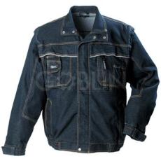 Coverguard BOUND JEANS farmer kabát, levehetõ ujjakkal, dzseki fazon, rejtett húzózár, 8 zseb,...