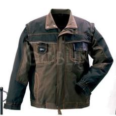 Coverguard BOUND GREEN khaki kabát levehetõ ujjakkal, dzseki fazon, rejtett húzózár, 8 zseb,...