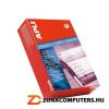 Etikett, mátrixnyomtatókhoz, 2 pályás, 101,6x48,7 mm, APLI, 6000 etikett/csomag (LCA018)