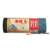 Szemeteszsák, zárószalagos, 60l, 15 db, ALUFIX (KHT175)