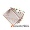 Bemutatótábla, A4, műanyag, TARIFOLD, piros (TF114003)