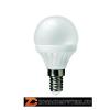 LED izzó, kis gömb, E14-es foglalat, 320lm, 4W, 2700K, meleg fehér, ACME (ALED04)
