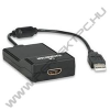 MANHATTAN 151061 USB 2.0-ről HDMI Átalakító