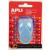 APLI Mintalyukasztó, pillangó, 16mm, APLI