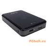 """Zalman ZM-WE450 2,5"""" Wi-Fi/USB 3.0/Power Bank Black"""