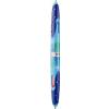 Golyóstoll, 0,5 mm, kétvégű, kék tolltest, MAPED