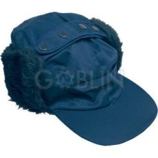 Coverguard Beaver kék sapka, szõrmebéléses, vízhatlan