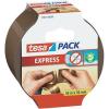 Tesa Ragsztószalag Tesapack® Express barna 50 m x 50 mm TESA 57810