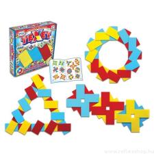 Popular Playthings Texet építő játék logikai játék