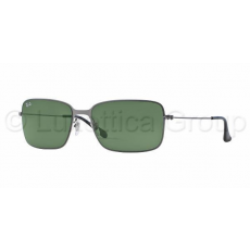 Ray-Ban RB3514 147/71 SAD DEMI GLOSS GUNMETAL GREEN napszemüveg