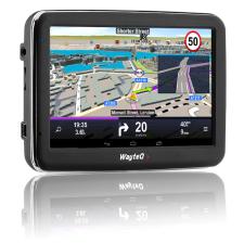 WayteQ x980BT gps készülék