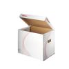 ESSELTE Archiváló konténer, karton, levehető tető, ESSELT