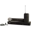 Shure BLX1288E/CVL Dual Channel Combo Wireless System