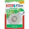 Tesa Írható ragasztószalag Tesafilm® Invisible 10 m x 19 mm, 1 tekercs, TESA 57477