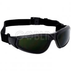 Lux Optical® Flylux 5 hegesztõszemüveg, cserélhetõ gumipántos és száras szett, karcmentes 5-ös...