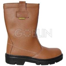 Coverguard PIEMONTITE (S3 CK) barna színbõr csizma, szõrmebélés, kompozit lábujjvédõ, Welmax®...