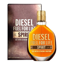 Diesel Fuel for Life Spirit EDT 50 ml parfüm és kölni