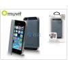 Muvit Apple iPhone 5/5S flipes tok - Muvit Crystal Folio - blue