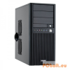 "Chieftec UNI Midi Tower Táp nélkül Black BM-02B-U3-OP Black,3x5,25"",1 + belső 2x3,5"",ATX,Audio,Táp nélkül,456x190x420mm,2xUSB3.0"