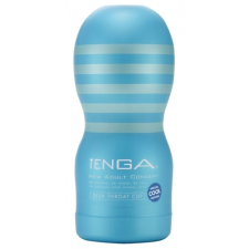 TENGA Deep Throat cool - mélytorok (puha) művagina