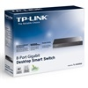 TP Link TP-Link TL-SG2008 switch (8 port, 10/100/1000)