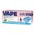 VAPE Kids szúnyogirtó lap Zöld tea kivonattal 30 db