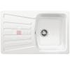 Blanco Nova 45 S Silgranit mosogató /fehér/ konyhai eszköz