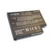 HP Omnibook ZE1000  4400mAh Notebook Akkumulátor
