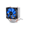 Deepcool DeepCool CPU Cooler - ICE EDGE MINI FS V2.0 (25dB; max. 47,57 m3/h; 3pin csatlakozó; 2 db heatpipe, 8cm)