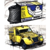 Michelin Collection Tubes CH18 C RET ( 715x115 -115 )