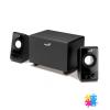 Genius SW-S200 2.1 6W fekete hangszóró