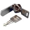 NEMMEGADOTT bútorzár fém 8800-01 ELZETT /RONIS