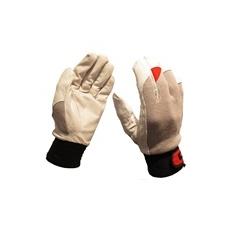 NEMMEGADOTT védőkesztyű bőr tenyér sztreccs kézfej GUIDE 43 (9)