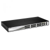 D-Link DES-1210-28P Switch, 24 x 10/100, 2 Combo SFP, 2 Gigabit, Power over Ethernet (DES-1210-28P)