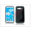 Haffner Alcatel One Touch Pop C9 (7047D) szilikon hátlap - S-Line - fekete