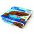 The Bridge bio rizs desszert, 4x110 g - csokis