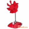 Arctic Breeze Red USB asztali ventillátor