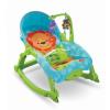 Lorelli Chill out rezgő pihenőszék - zöld