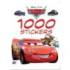 - CARS - 1000 STICKERS (VERDÁK, MATRICÁS SZÍNEZÕ)