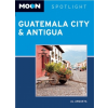 Guatemala City and Antigua - Moon Spotlight