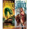 Leslie L. Lawrence A Fekete Anya kígyója I-II.